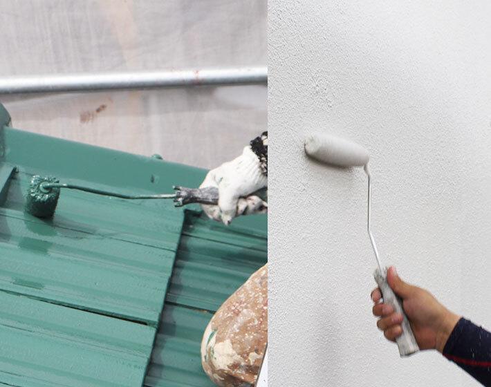 外壁塗装+屋根塗装プラン