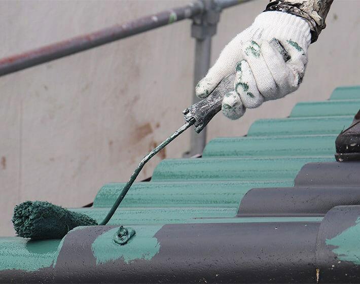屋根塗装単体プラン