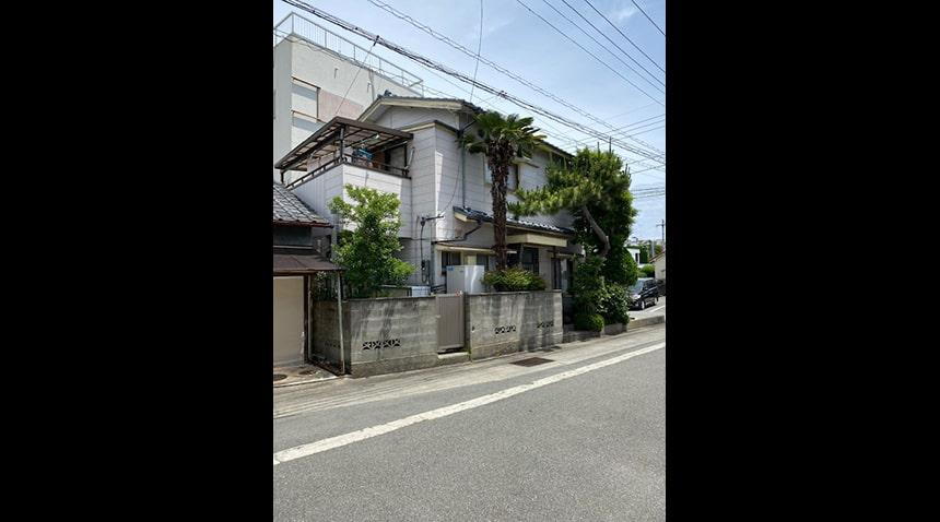 徳島市K様邸 着工前写真